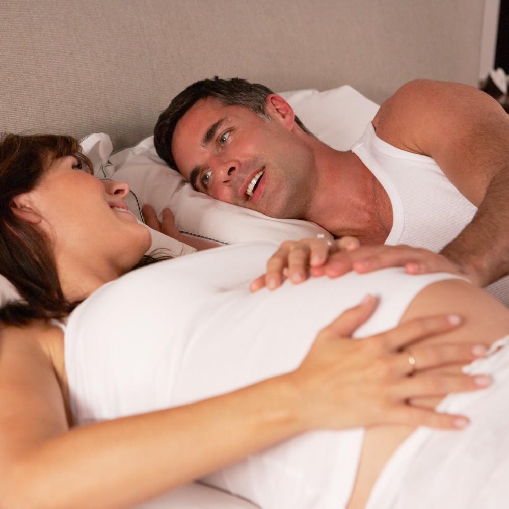 Σεξουαλικές Επαφές στην Εγκυμοσύνη
