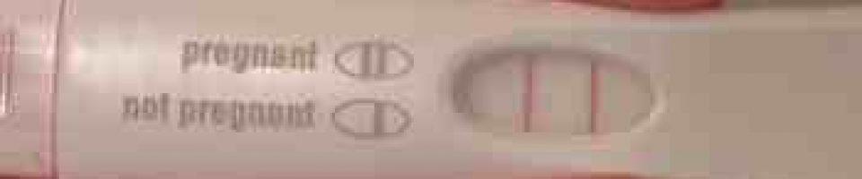 Τεστ Εγκυμοσυνης