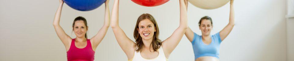 Εγκυμοσύνη και Γυμναστική